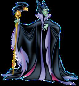 256px-Maleficent_disney