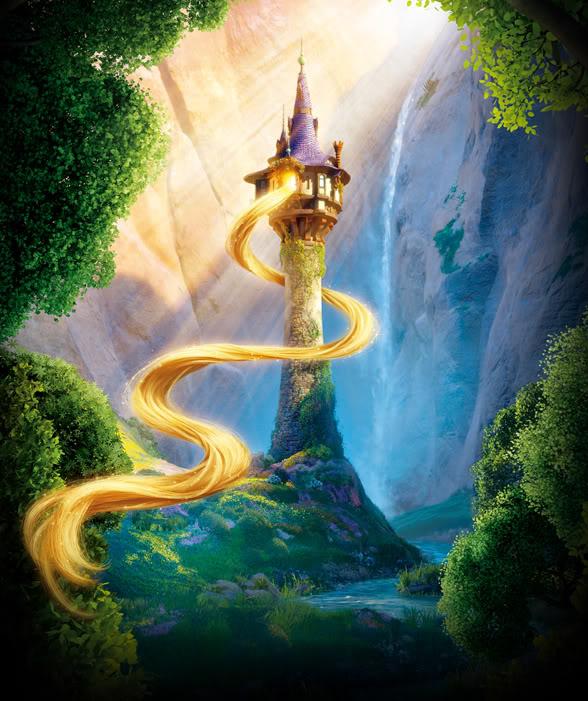 Rapunzel Stories C M Rosens