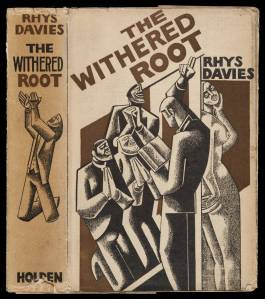 'The Withered Root' by Rhys Davies 1927 by William Roberts 1895-1980